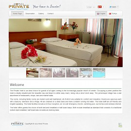 İçmeler Hotel Private