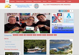Daily Excurtions Marmaris