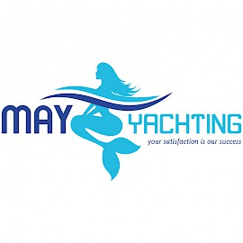 May Yachting - Logo